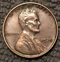 1930 LINCOLN WHEAT CENT PENNY SHIPS FREE