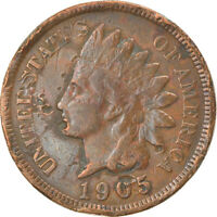[866876] COIN, UNITED STATES, INDIAN HEAD CENT, CENT, 1905, U.S. MINT