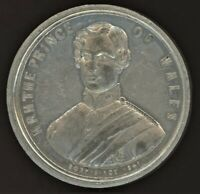 CANADA 1860 PRINCE OF WALES VISIT MEDAL LEROUX 935