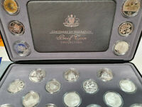 2001  CENTENARY OF FEDERATION:  20 STATE COINS IN PROOF  FRO