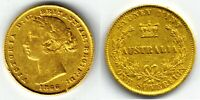 1866 SYDNEY MINT GOLD COIN SOVEREIGN   > PRICE REDUCED
