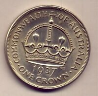 1937 CROWN: HAS HAD LITTLE CIRCULATION: A BEAUTY    NO  RESE