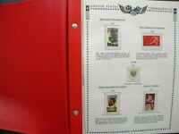 DRBOBSTAMPS US 1987 2001 MNH POSTAGE COLLECTION  SEE DESCRIP