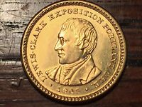 1905 LEWIS AND CLARK  COMMEMORATIVE GOLD DOLLAR CHOICE BU  FREE LAYAWAY