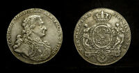 POLAND 1766 THALER   KING STANISLAV AUGUST   PLS SEE DESCRIPTION