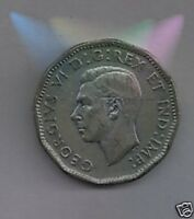 CANADA 1945 VICTORY 5 CENT GEORGE VI NICKELS   WWII COIN