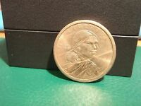 2009 P NATIVE AMERICAN DOLLAR ERROR COIN EDGE 3 STARS BUNCHED WRONG SPACING