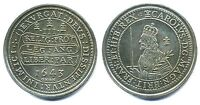 MEDAL 1643 UNITED KINGDOM   KING CHARLES I OF ENGLAND 1600 1649