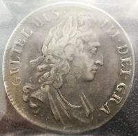 Click now to see the BUY IT NOW Price! GREAT BRITAIN 1695 CROWN KM  486 ICCS VF 30 SILVER CROWN  COIN