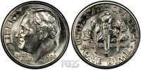 1994 D UNCIRCULATED ROOSEVELT DIME IN MINT CELLO