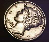 1927-P MERCURY DIME CHOICE UNCIRCULATED BRILLIANT WHITE LUSTER MAKE AN OFFER