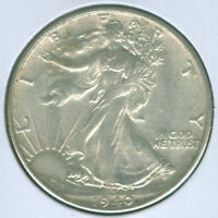 1940-S 50C WALKING LIBERTY HALF DOLLAR 1620446