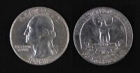 1961 D WASHINGTON QUARTER 90 SILVER