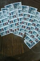 400 USPS FOREVER STAMPS LIBERTY & FLAG