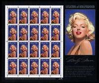 2967 MARILYN MONROE 32C MINT SUPERB-NH SHEET