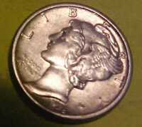 1928 P MERCURY DIME  CHOICE UNCIRCULATED   IN HIGH GRADES MAKE AN OFFER