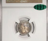 1883 NICKEL 3 CENTS NGC PF 66 CAC