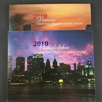 2010 P&D UNITED STATES 28 COIN MINT SET   ALL COINS WITH SATIN FINISH
