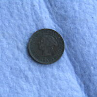 CANADA LARGE 1 CENT COIN 1888