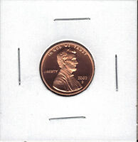 2002 S CHOICE PROOF LINCOLN CENT