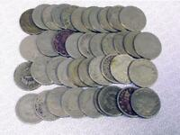 40  ONE ROLL  1893 LIBERTY