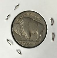 SEMI KEY DATE  1914 S BUFFALO NICKEL WITH A FULL HORN
