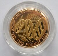 2003 GOLD PROOF 2 HELIX