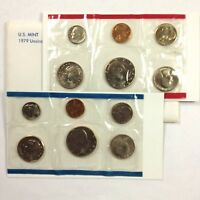 1979 US MINT UNCIRCULATED 12 COIN MINT SET