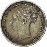 [41088] GREAT BRITAIN 3 PENCE 1883 KM 730 EF 40 45  SILVER 1.38