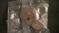 UNCIRCULATED 50P COIN PETER RABBIT JEMIMA TIGGY WINKLE SQUIRREL NUTKIN BEATRIX