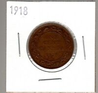 COINS 1918 LARGE CENT IN EXCELLENT CONDITION