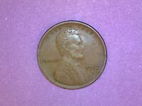 LINCOLN WHEAT CENT - 1912 D - KM 132