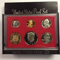1982 S US 5 COIN PROOF SET