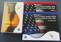 2013 P/D/S US MINT PROOF & UNCIRCULATED SET IN ORIGINAL MINT PACKAGE & COA