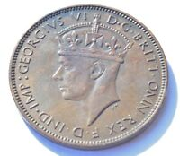 1937 KING GEORGE VI JERSEY 1/24TH ONE TWENTY FOURTH OF A SHILLING COIN