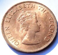 1966   BAILIWICK OF JERSEY QUEEN ELIZABETH II ONE TWELFTH OF A SHILLING COIN