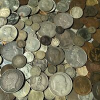 207 MOSTLY HIGHER END EUROPEAN COIN LOT W/ 1828 GREEK10 LEPT
