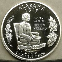42018.01 PROOF 2003 S ALABAMA STATE QUARTER COMBINED SHIPPING AVAILABLE