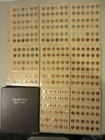 COMPLETE BETTER GRADE LINCOLN CENT COLLECTION -3 1909-2017 W/284 COINS W/PROOFS