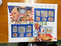 NICELY PACKAGED 1990 UNITED STATES MINT SET