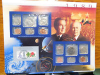 NICELY PACKAGED 1989 UNITED STATES MINT SET