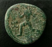 INDO GREEK INDO SCYTHIAN KUSHAN ANCIENT COIN 16.44 GRAMS 24.1 MM