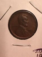 1920 S 1C BN LINCOLN CENT
