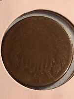 TWO CENT PIECE LOT 1871 AND 1864