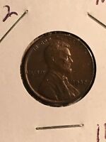 1932 1C BN LINCOLN CENT