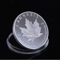 1OZ 2014 CANADIAN MAPLE LEAF COIN  OLD COINS COLLECTION GIFT