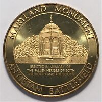 1967 ANTIETAM BATTLEFIELD 100TH ANNIVERSARY MARYLAND MONUMENT SO CALLED DOLLAR