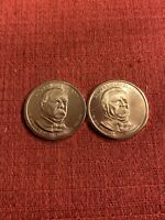 2012 P&D GROVER CLEVELAND PRESIDENTIAL DOLLAR 1ST TERM SHIPS FREE
