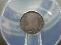 1823/2 CAPPED BUST SILVER DIME 10C JR-1 ANACS G4 EAST COAST COIN & COLLECTABLES