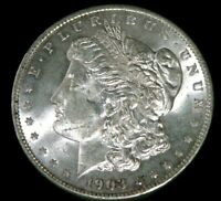 1903 0  MORGAN SILVER DOLLAR -  GEM MINT